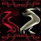 ROSE VINE by Artpad