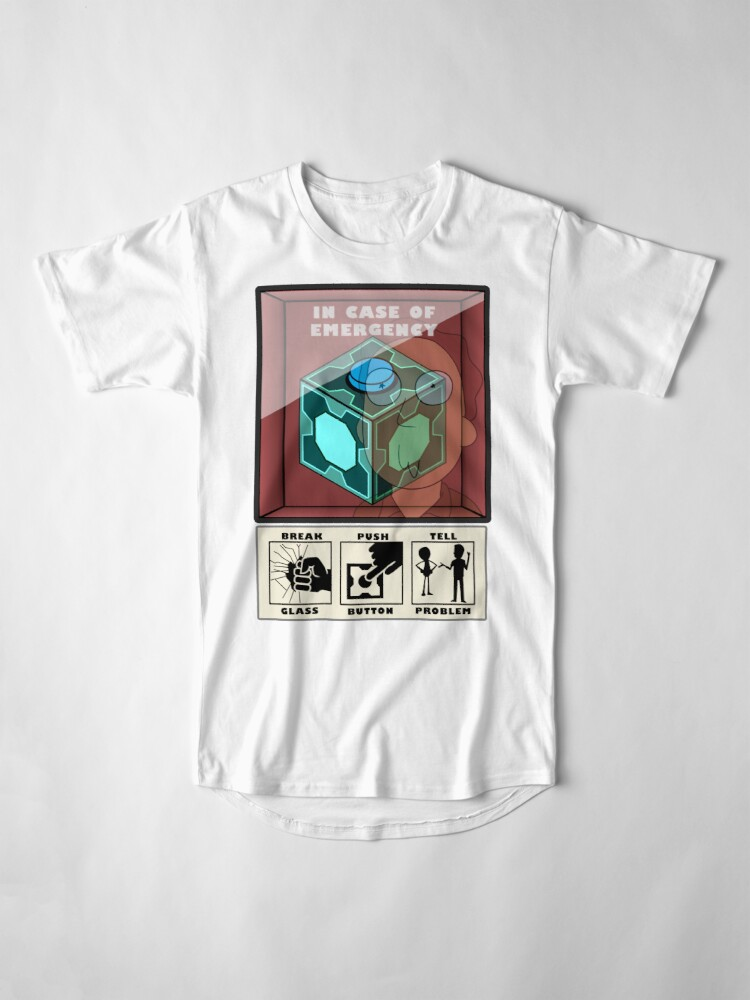 Alternate view of In case of emergency Long T-Shirt