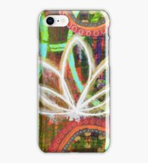Honor the Ancient Wisdom: Inner Power Painting iPhone Case/Skin