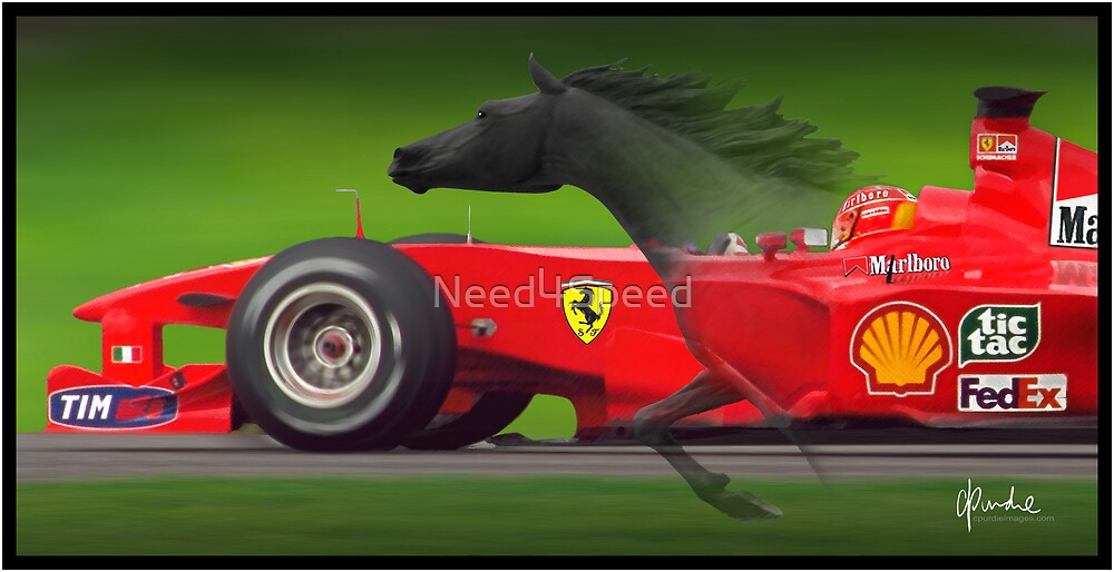 Cavallo Allegro by Need4Speed