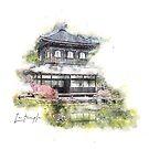 « Le temple » par Chrystelle Hubert