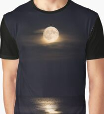 Harvest Moon Graphic T-Shirt