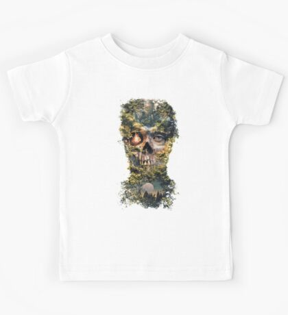 The Gatekeeper Dark Surrealism Art Kids Clothes