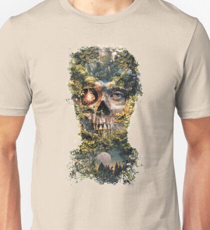 The Gatekeeper Dark Surrealism Art Unisex T-Shirt