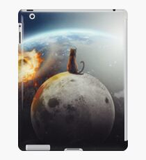 Cat Victory iPad Case/Skin