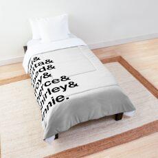 Community Cast Comforter