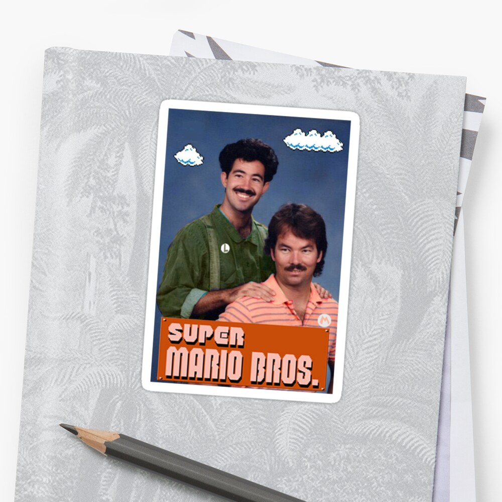 The Plumber Bros by AtomicChild