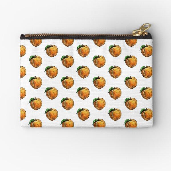 Peachy Zipper Pouch