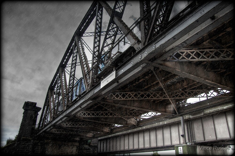 A Bridge Too Far by Vince Russell