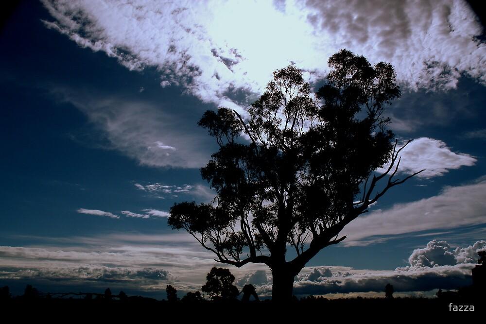 tree&cloud by fazza