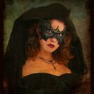 Masked Portrait by Bandicoot