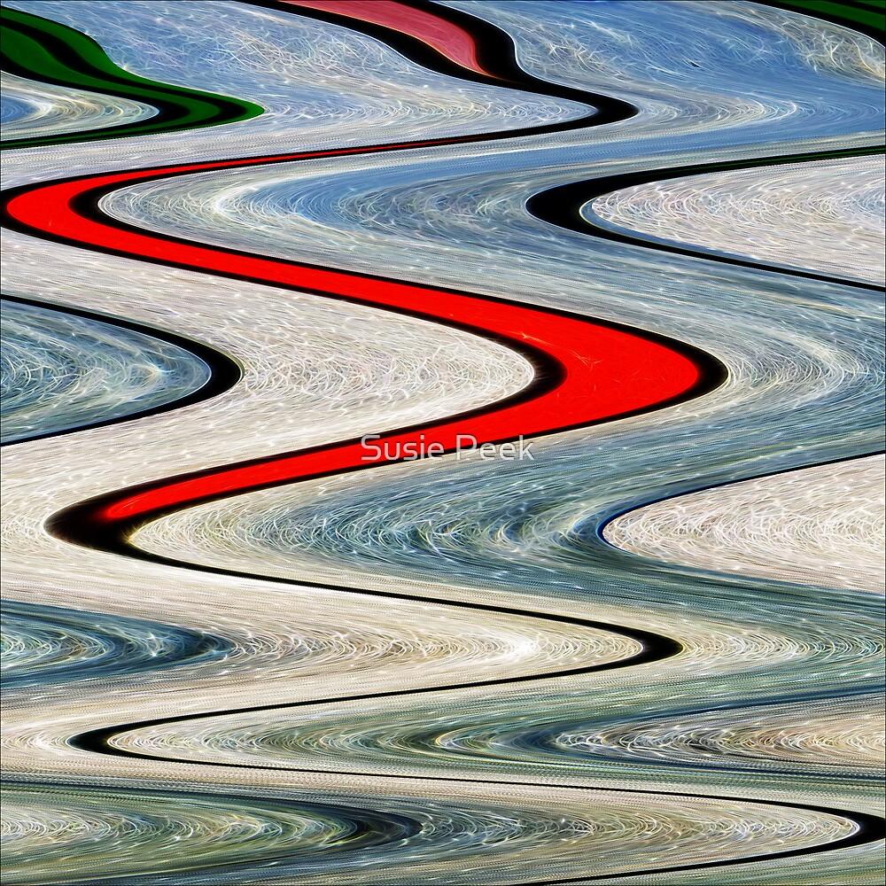 Slippery Roads Ahead by Susie Peek