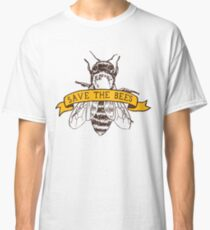 Save The Bees! Classic T-Shirt