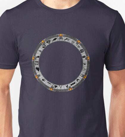 OmniGate (no text version) Unisex T-Shirt