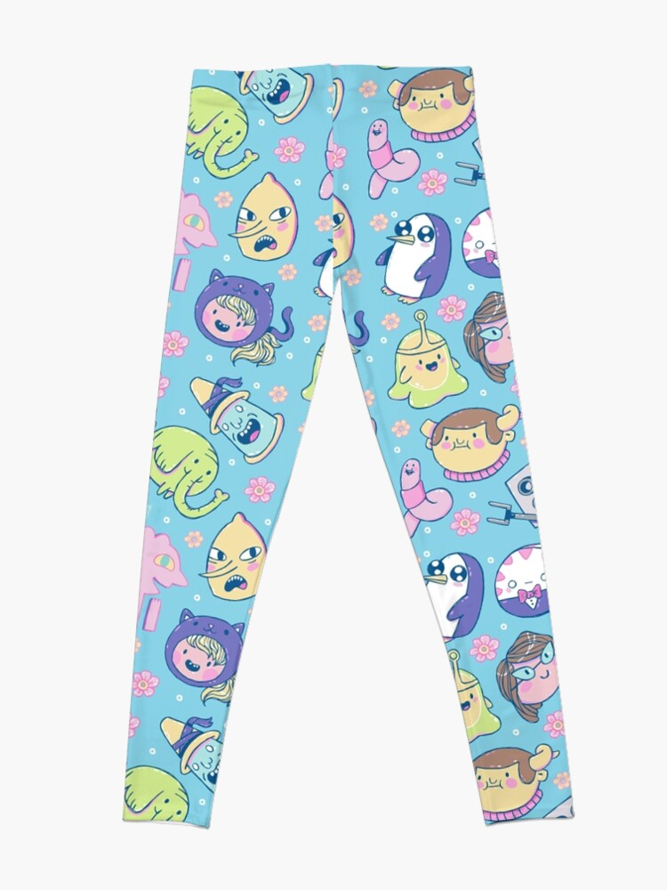 Alternate view of Adventure Time Friends 2 Leggings