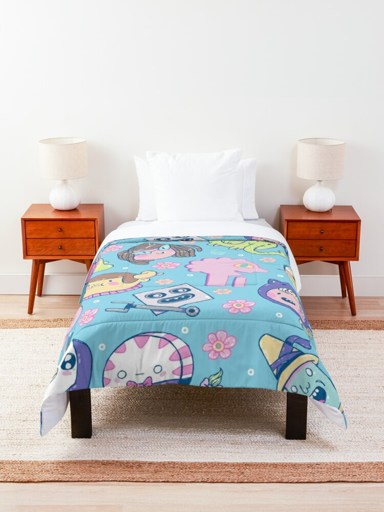 Alternate view of Adventure Time Friends 2 Comforter
