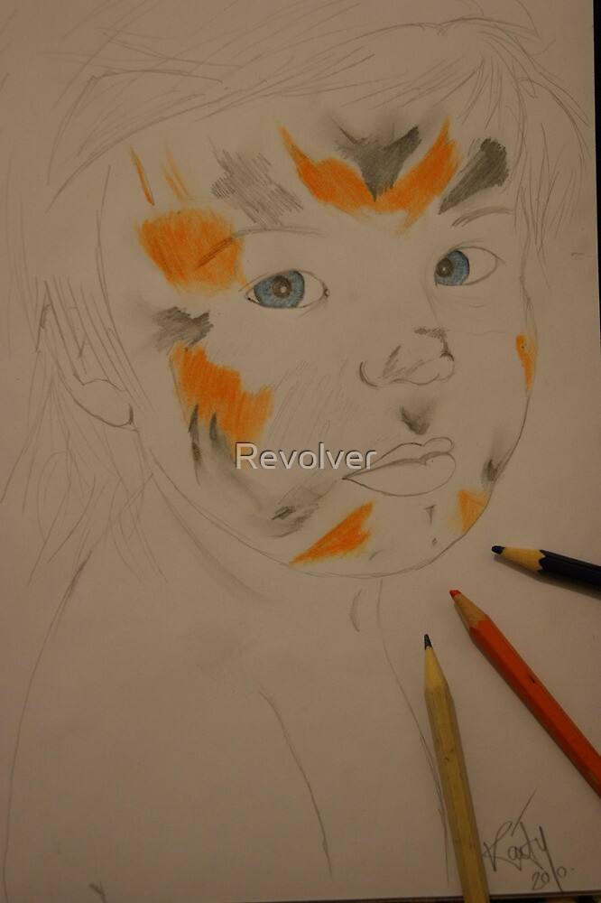 Frankie by Revolver