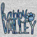 Happy Valley Galaxy by Kt Farello Designs