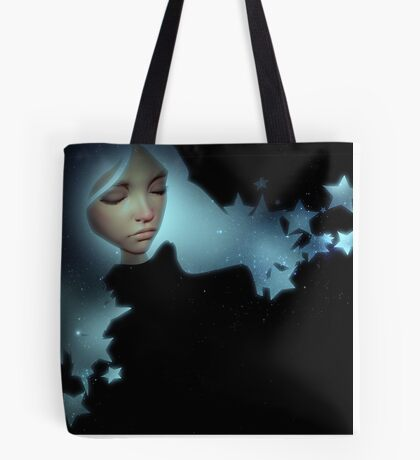 Said The Sky Tote Bag