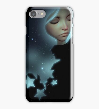 Said The Sky iPhone Case/Skin