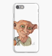 THE GREATEST ELF FROM HP! iPhone Case/Skin