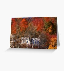 Berkeley Castle Greeting Card
