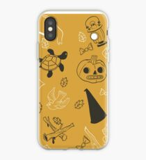 Over the Garden Wall Pattern iPhone Case