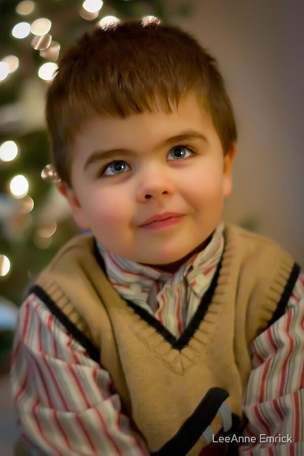 Little Man by LeeAnne Emrick