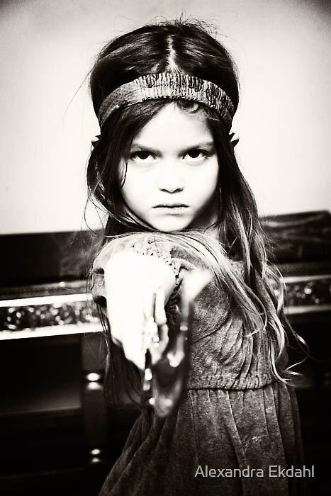 My little one by Alexandra Ekdahl