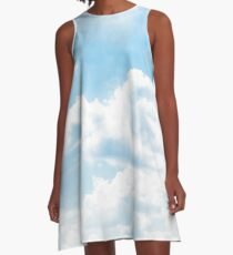 Summer Sailing A-Line Dress