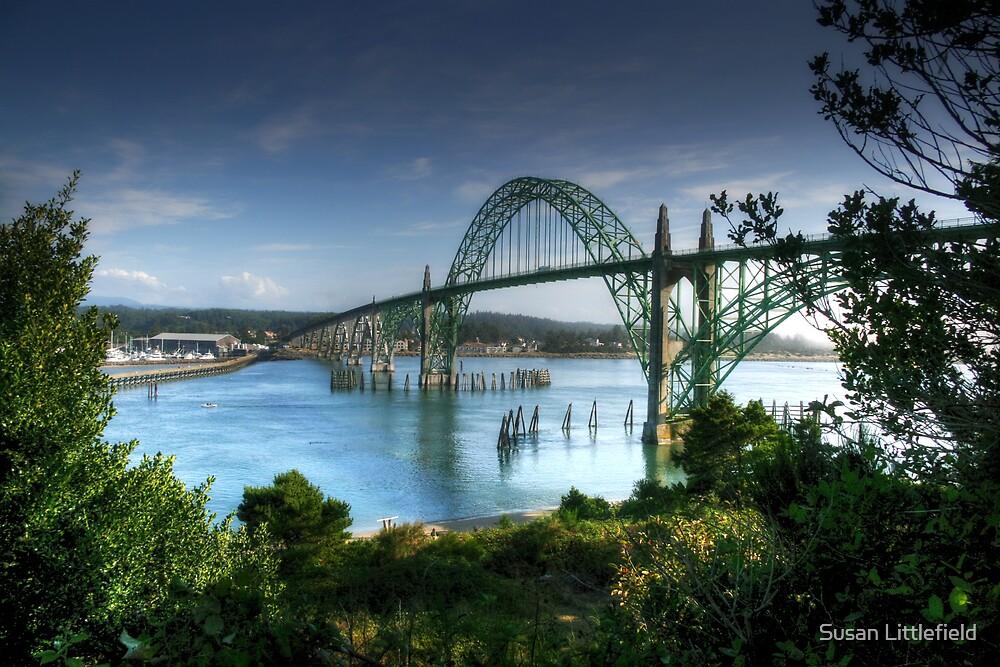 Oregon by Susan Littlefield