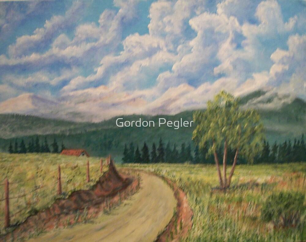 Almost Home by Gordon Pegler