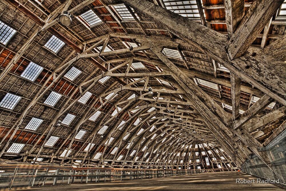 Chatham Dockyard No. 3 Slip by Robert Radford