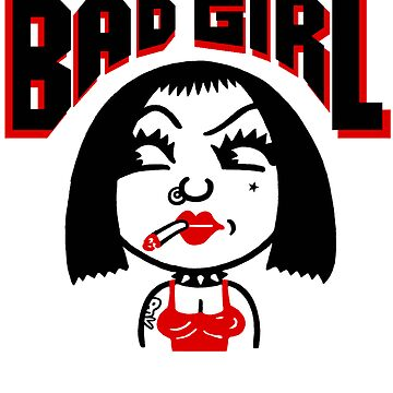 Bad Girl by DD17