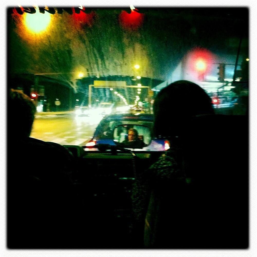 Adlaren in the Bus by Fahar