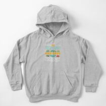 If Geography Was Easy They'd Call It Physics Kids Pullover Hoodie