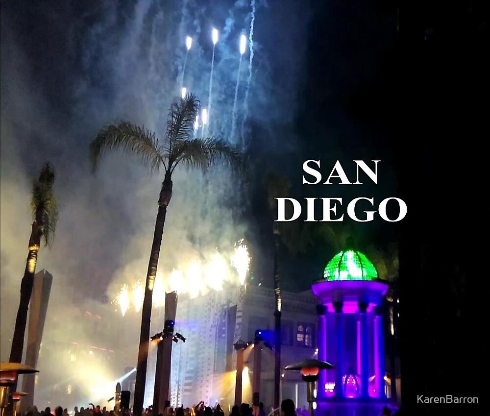 San Diego Event by KarenBarron
