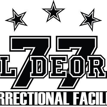 77 El Deora -Correctional (a) by 77eldeora