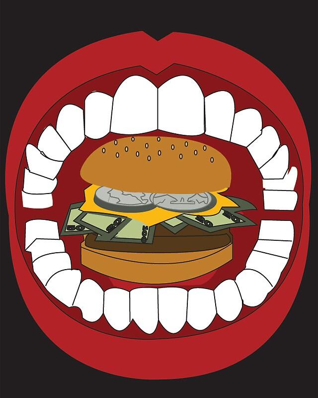 Money Hungry by AnaJackson