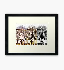 I wanted to be a Menorah Framed Print