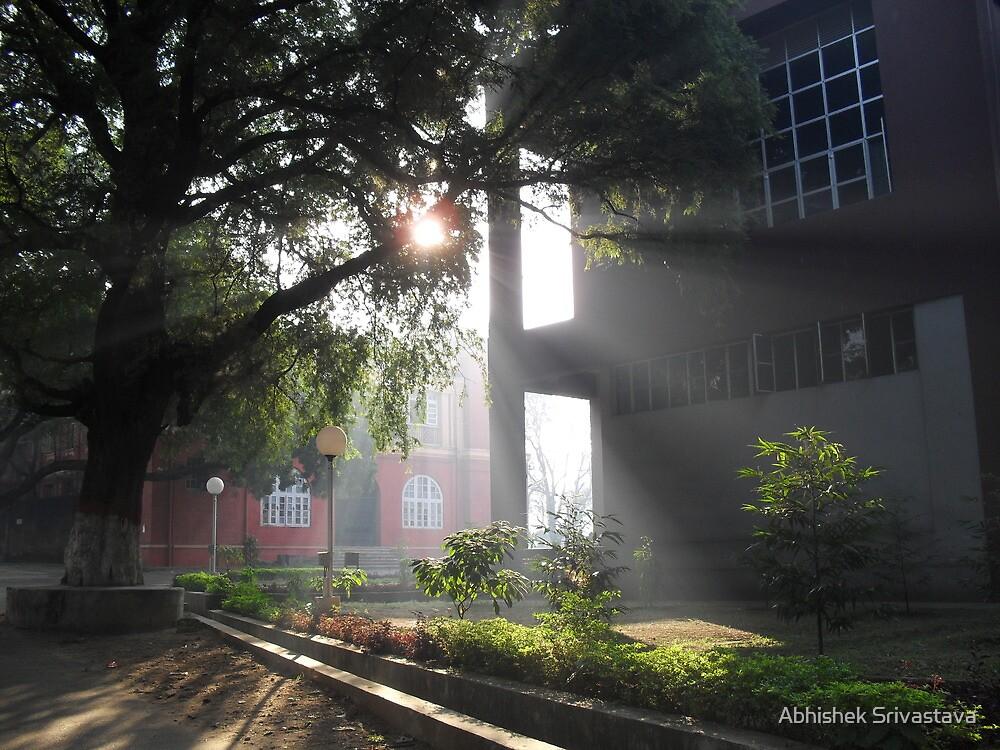One fine morning by Abhishek Srivastava
