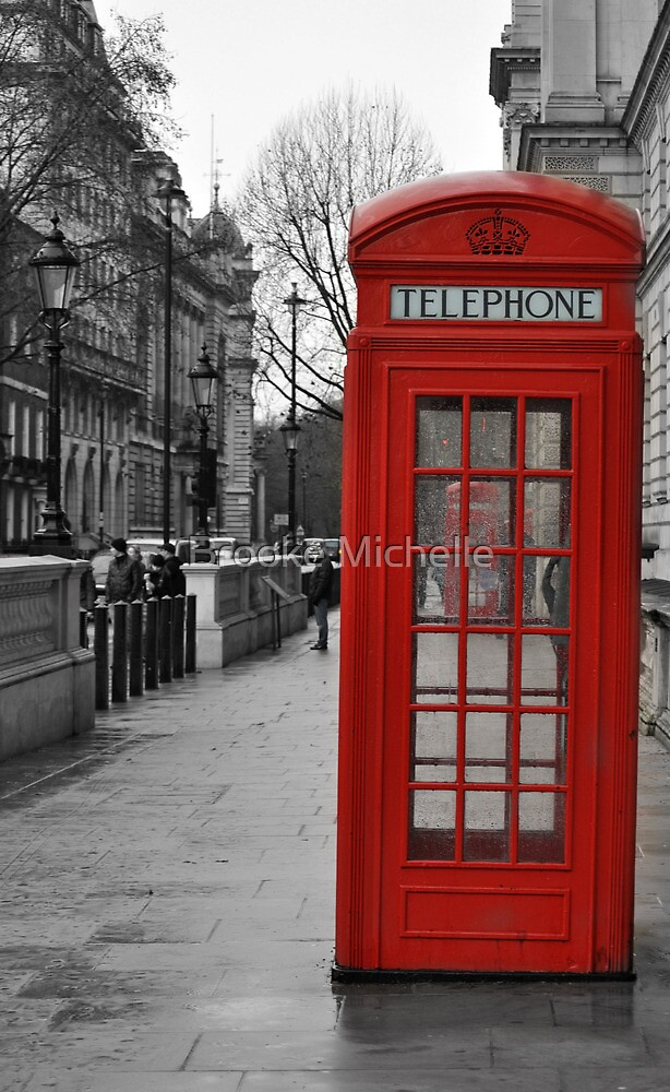 London by Brooke Michelle