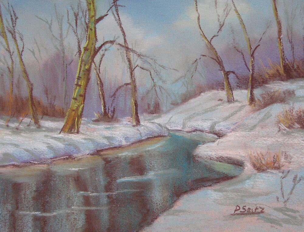 Winter Solstice by Patricia Elliott