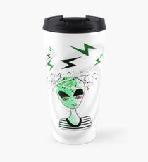 Alien from Area 51  Travel Mug