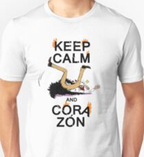 KEEP CALM AND CORAZON T-Shirt