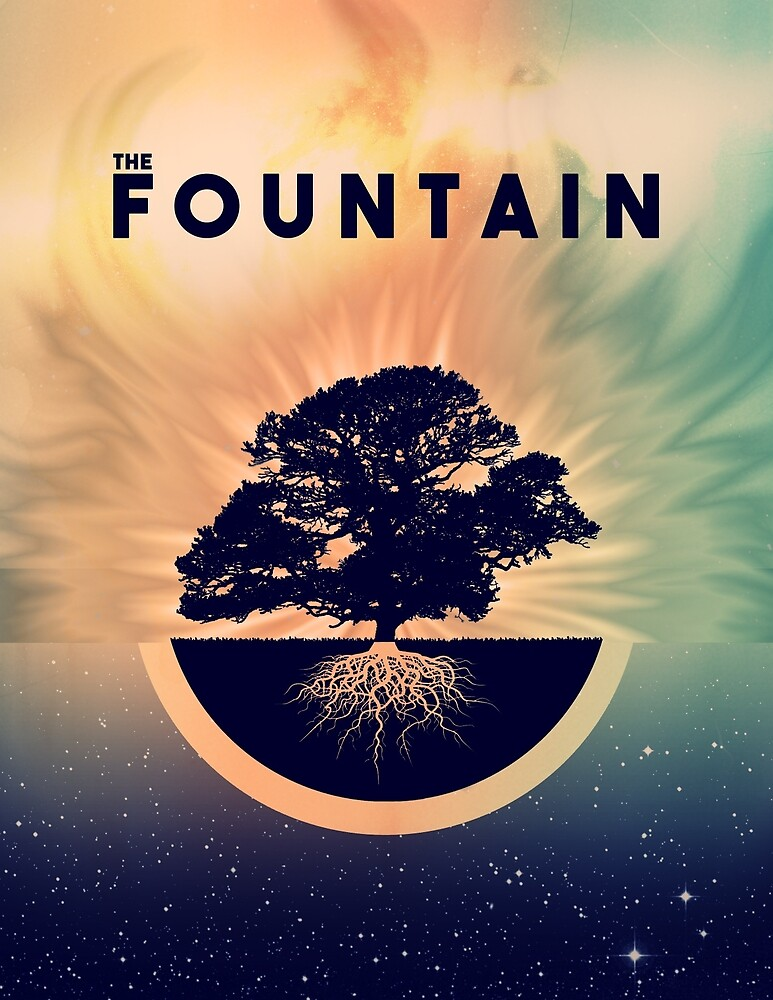 The Fountain Movie by JohnnyRedshift