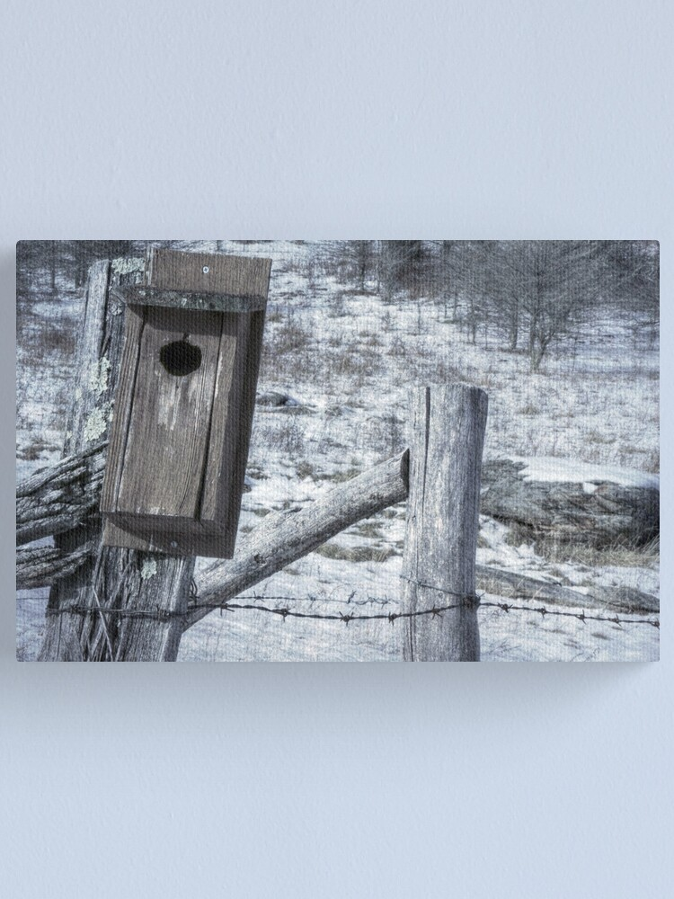 Alternate view of For Rent: One Bedroom, Unfurnished Canvas Print