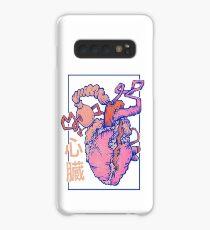 heart. Case/Skin for Samsung Galaxy