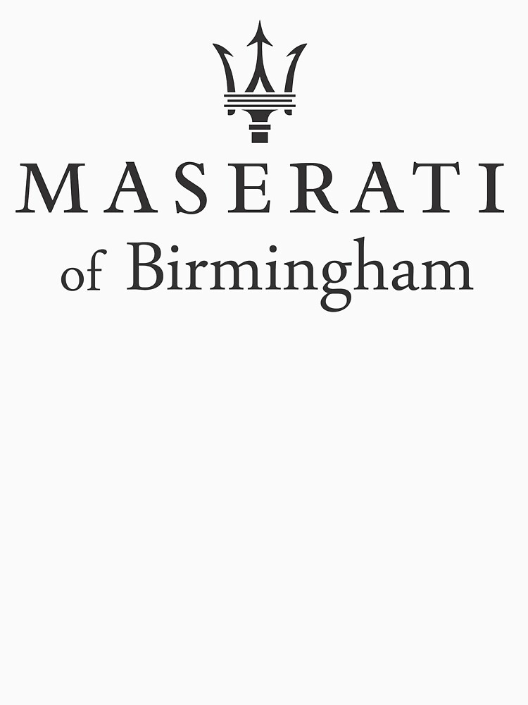 Maserati of Birmingham by Fobrocks