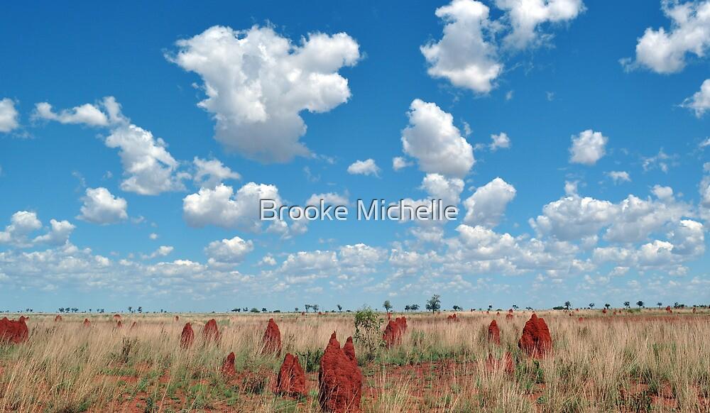 Termite Graveyard by Brooke Michelle